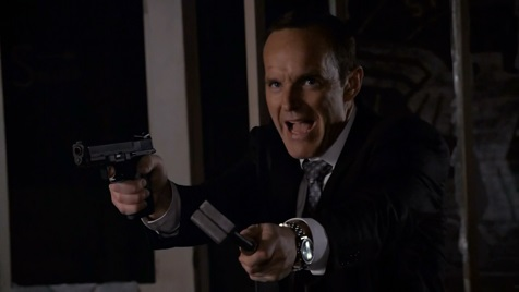 Agents of SHIELD 2x12: Who You Really Are