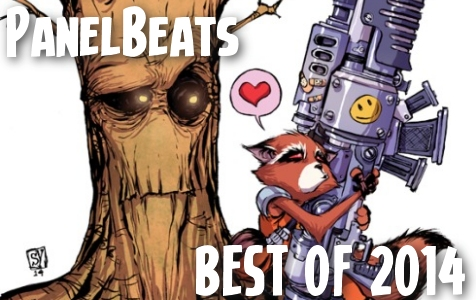 Best Comics of 2014: Rocket Raccoon