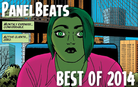 Best Comics of 2014: She-Hulk