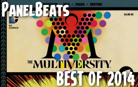 Best Comics of 2014: The Multiversity
