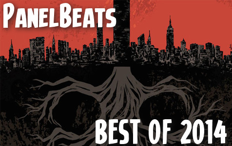 Best Comics of 2014: Trees