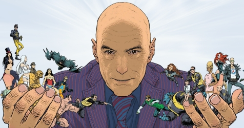 Comixology Sale Picks: Grant Morrison