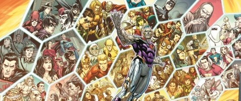 DC's Convergence: A Character Primer (in 40 Comics)
