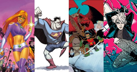 DC's Divergence mini-relaunch: a run-down