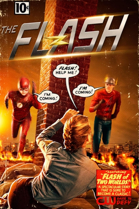 If you don't love The CW's Flash, you don't deserve good comic book adaptations