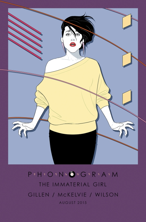 Phonogram is back in August